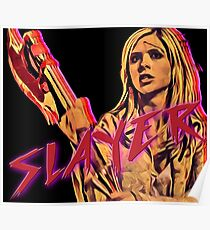 Buffy - The Slayer Poster