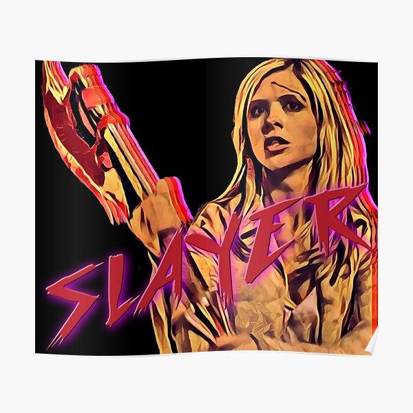 Buffy - Le tueur Poster