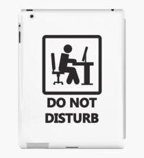 Gaming - DO NOT DISTURB iPad Case/Skin