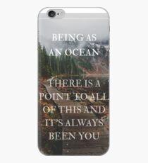 Being As An Ocean iPhone Case