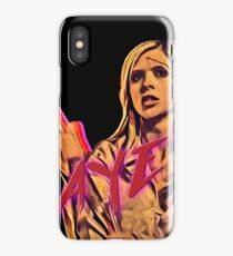 Buffy - The Slayer iPhone Case