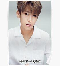 WANNA-ONE (황 미현) ft. Park Woojin (공원 우진) Poster