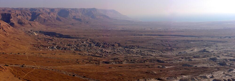 Masada by Benjamin Katz
