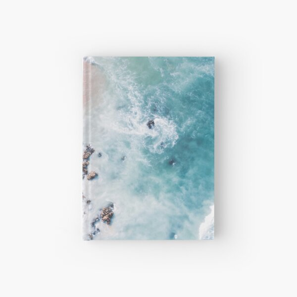 sea bliss Hardcover Journal