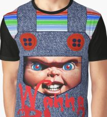chucky wanna play Graphic T-Shirt