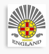 Somerset England Canvas Print