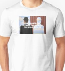 Magritte Longs to See T-Shirt