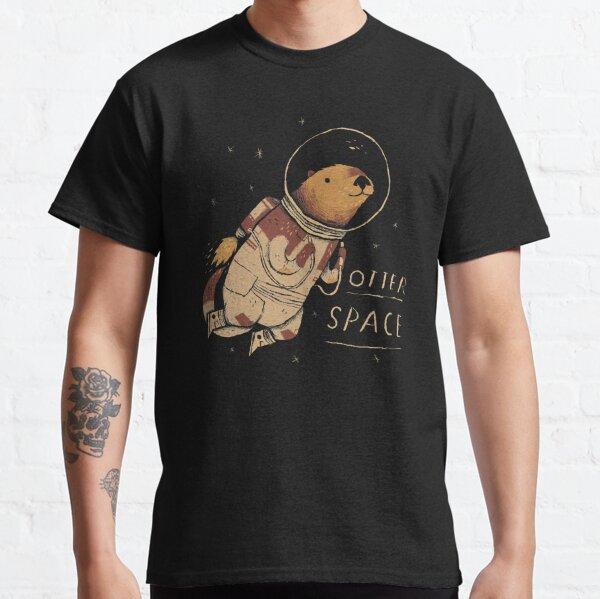 espace loutre T-shirt classique
