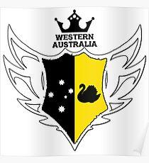 Western Australia Poster