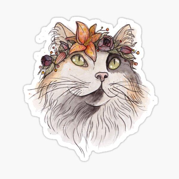 Carmella Sticker