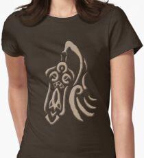 Honedge Rune Shirt Women's Fitted T-Shirt