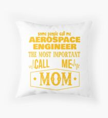 AEROSPACE ENGINEER BEST COLLECTION 2017 Throw Pillow