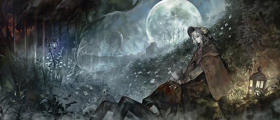 Doll - Bloodborne von Accordeon