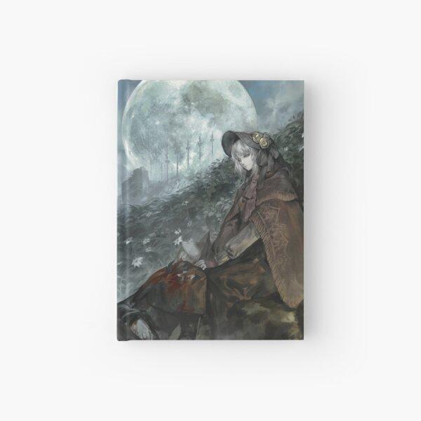 Muñeca - Bloodborne Cuaderno de tapa dura