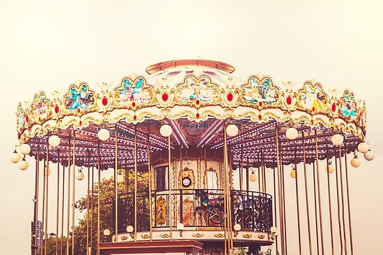 Carousel by Marie Carr