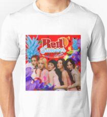 Red Velvet Red Flavor Summer T-Shirt