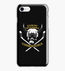 Rancho Cucamonga Conquerors iPhone Case/Skin