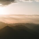 Mountain Sunrise in the German Alps - Landscape Photography by Michael Schauer