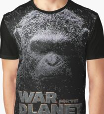 War For The Planet Apes Graphic T-Shirt
