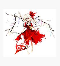 Touhou Project - Flandre Scarlette Photographic Print