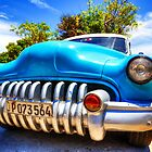 Mean Machine Cuban Car  by Paul Thompson Photography