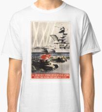 Soviet Tanks Classic T-Shirt