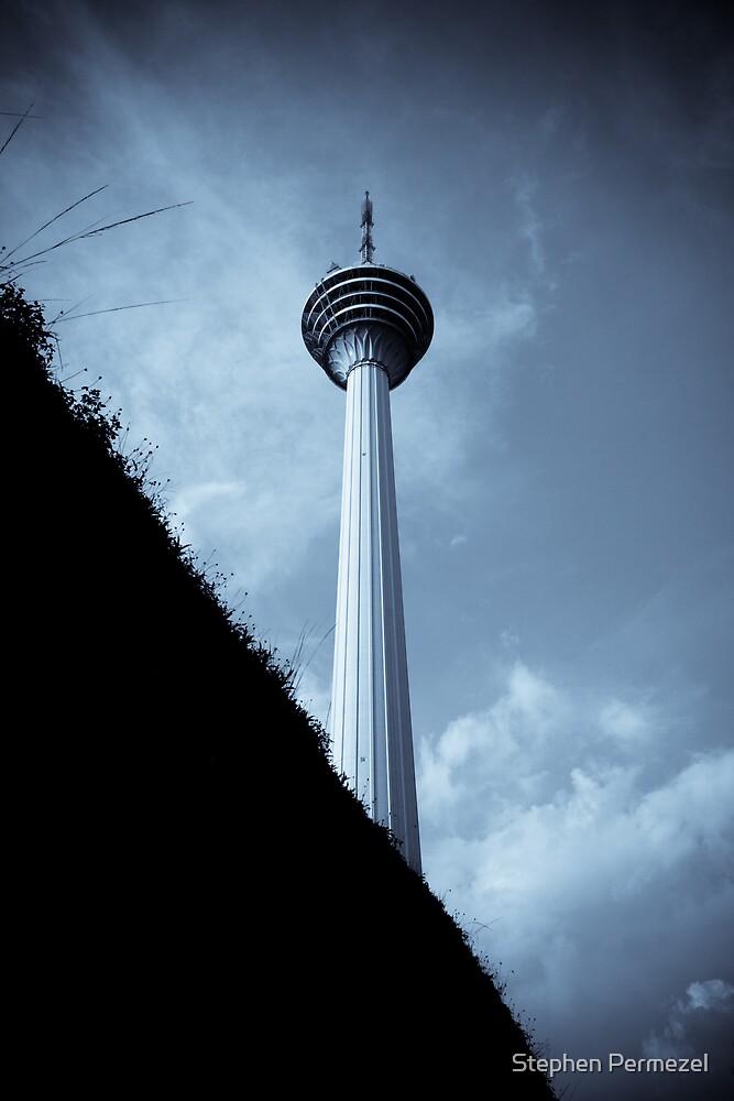 KL Tower - Kuala Lumpur, Malaysia by Stephen Permezel