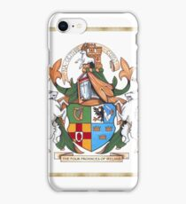 The Four Provinces of Ireland Coat of Arms iPhone Case/Skin