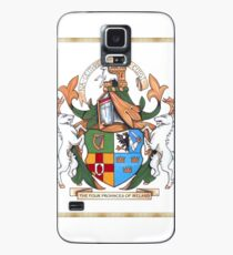 The Four Provinces of Ireland Coat of Arms Case/Skin for Samsung Galaxy