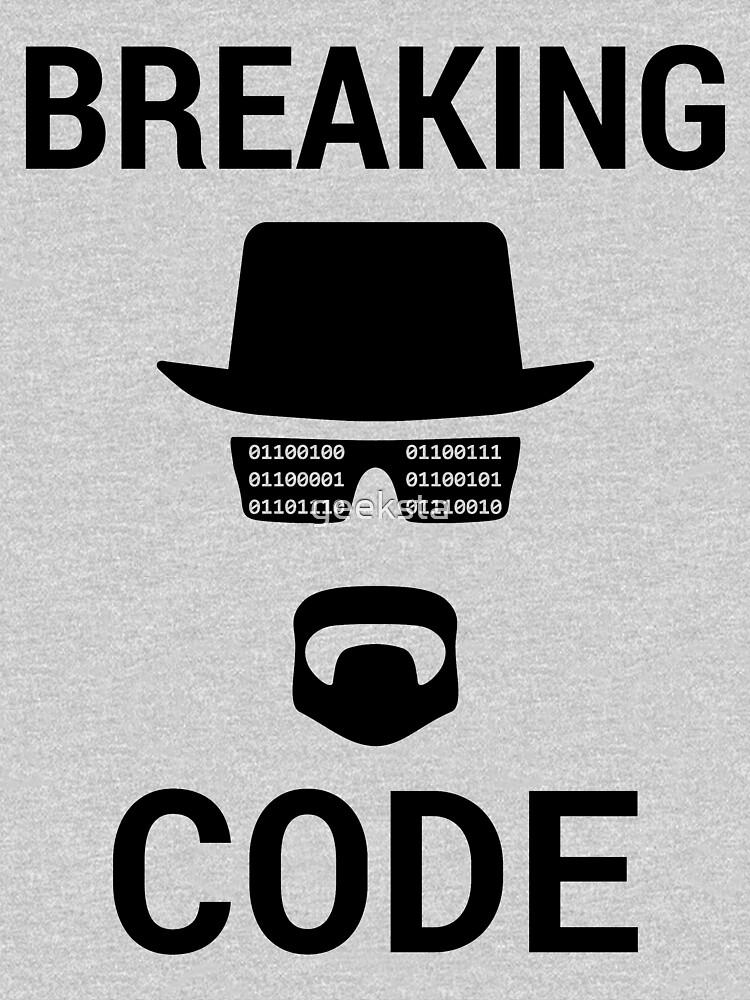 Breaking Code - Black Design for Computer Security Hackers by geeksta