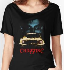 CHRISTINE Face Women's Relaxed Fit T-Shirt