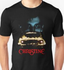 CHRISTINE Face Unisex T-Shirt