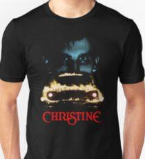 CHRISTINE Face Slim Fit T-Shirt
