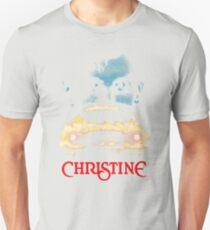 CHRISTINE Face T-Shirt