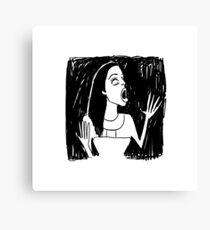 "Bethenny Frankel ""Go To Sleep!"" Canvas Print"
