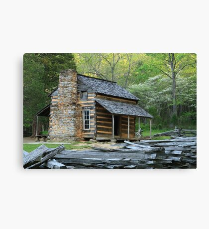John Oliver Place III Canvas Print