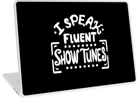 Ich spreche fließende Show-Melodien von KsuAnn