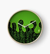 Ectoplasm Clock