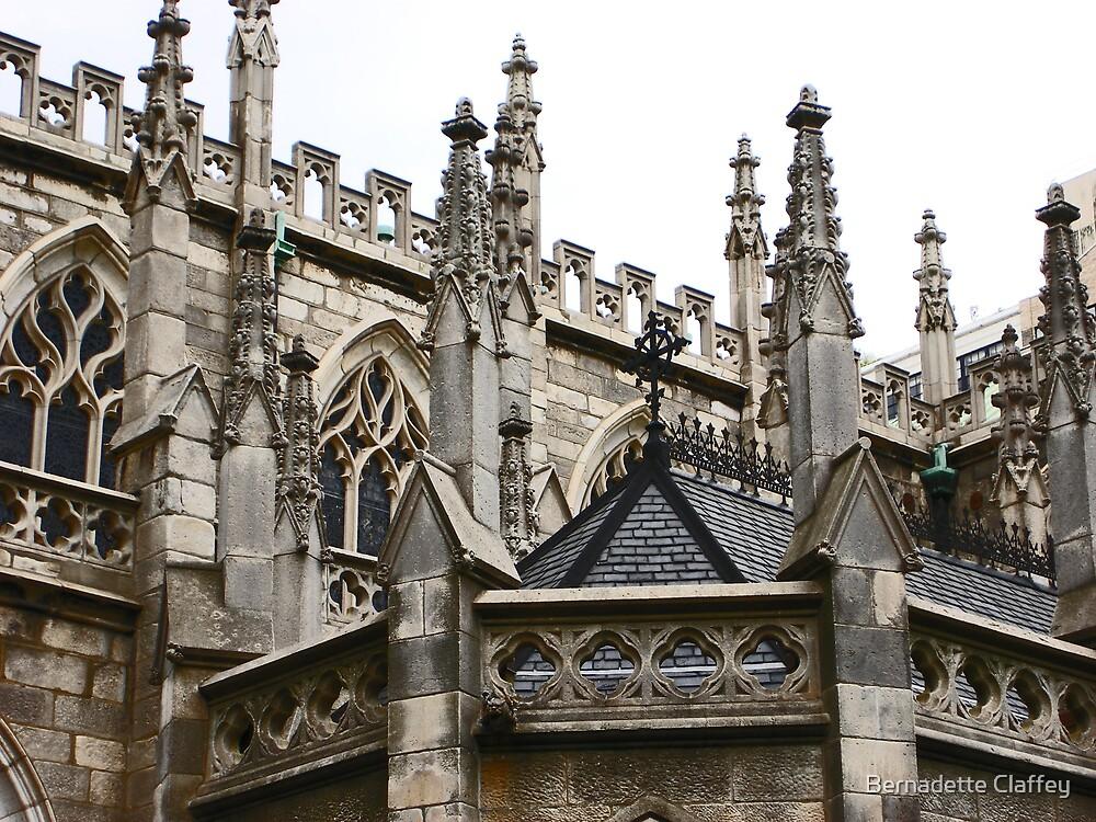 Grace Church, NYC by Bernadette Claffey