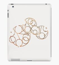 Gallifrey Falls No More iPad Case/Skin