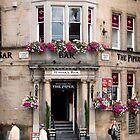 The Whisky Bar, Glasgow by Yannik Hay