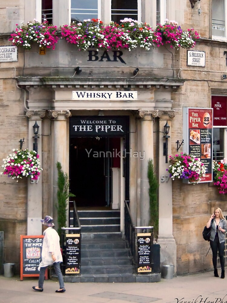 The Whisky Bar, Glasgow by Photograph2u