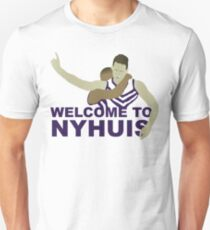 Welcome to Nyhuis T-Shirt