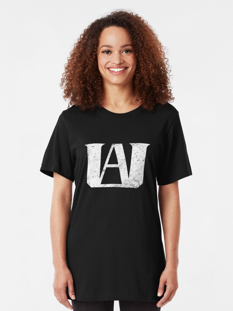 Alternate view of U.A. High Slim Fit T-Shirt