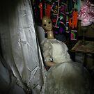 Mannequin Bride by kaylarenee