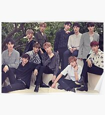 Póster WANNA ONE (황 미현) ft. 1st Look Póster