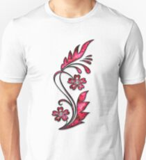Flame Red Unisex T-Shirt