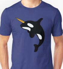 Narwhal (Unicorn Whale) T-Shirt
