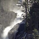 Lower Shannon Falls by phil decocco