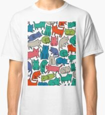 Cool Cats Classic T-Shirt